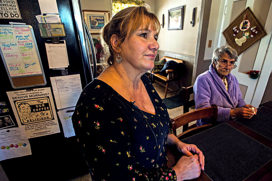 Caregiving crisis? Employers slow to catch up to 'sandwich generation.'