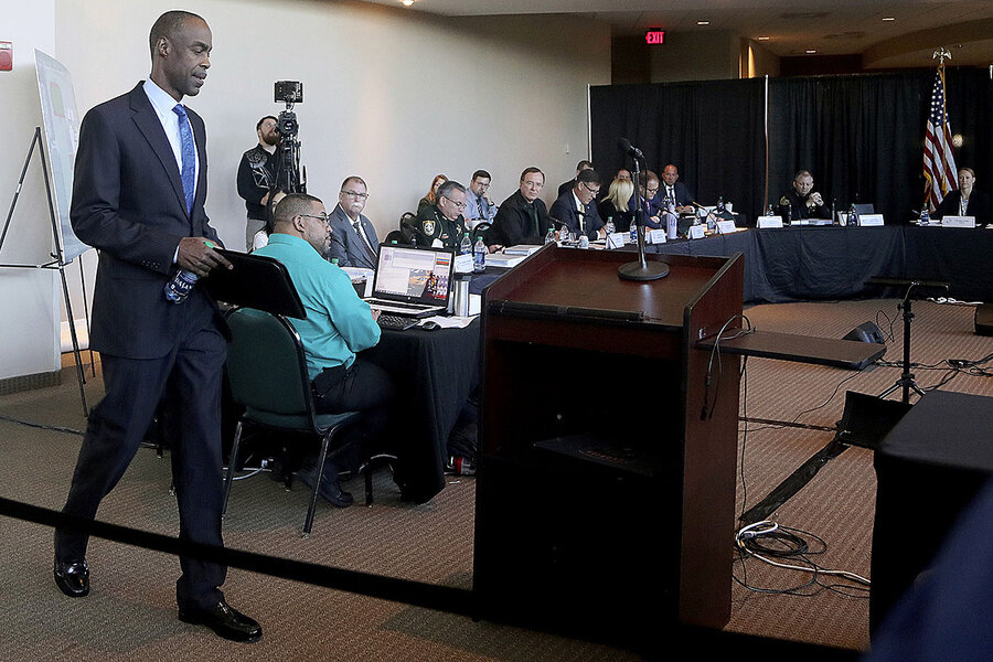 Florida Governor Is Signing K 12 Public >> Criminal Charges For School Leaders Florida Eyes As Tool