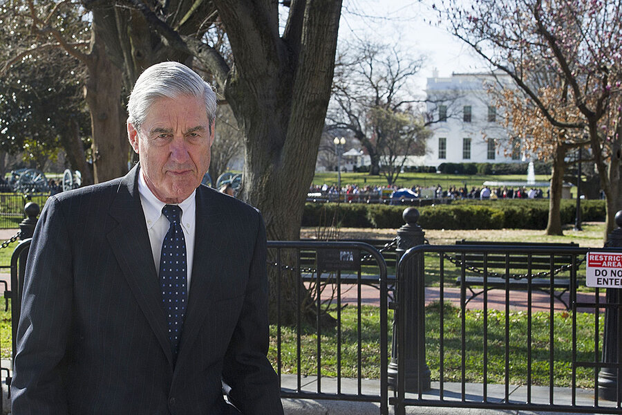 Mueller report stokes political rift. Could it inspire some unity too?