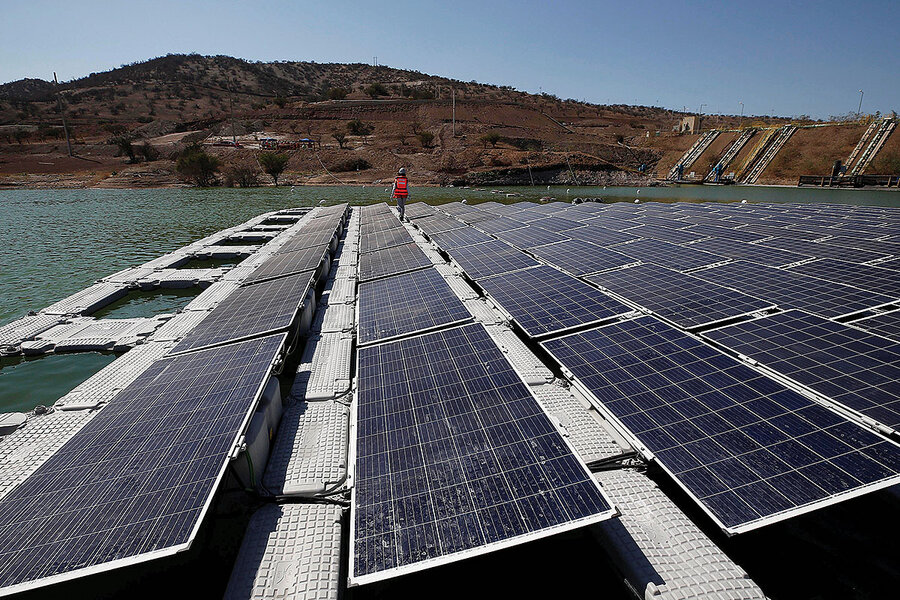 Solar standouts: Jordan, India, and Chile set pace on renewable