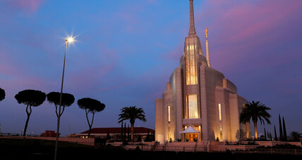 Italy's Mormons get their first temple in Catholic Rome