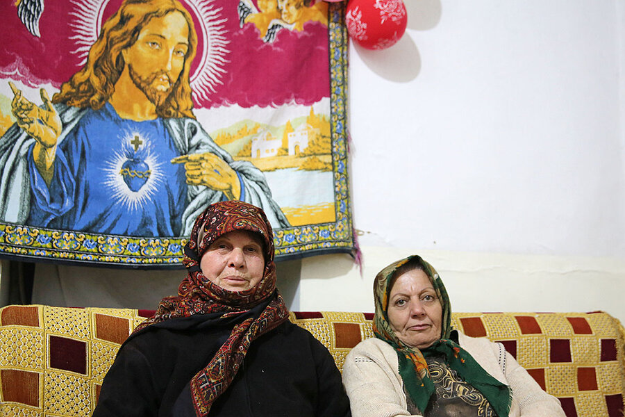 Assyrian Christians: An aging community clings to its ancestral home