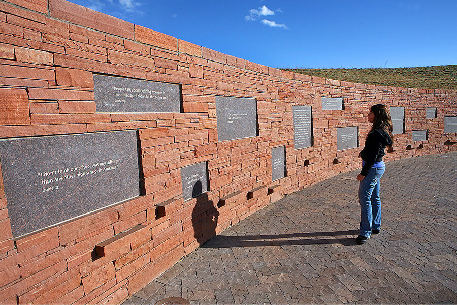20 years after Columbine: one parent's reflection