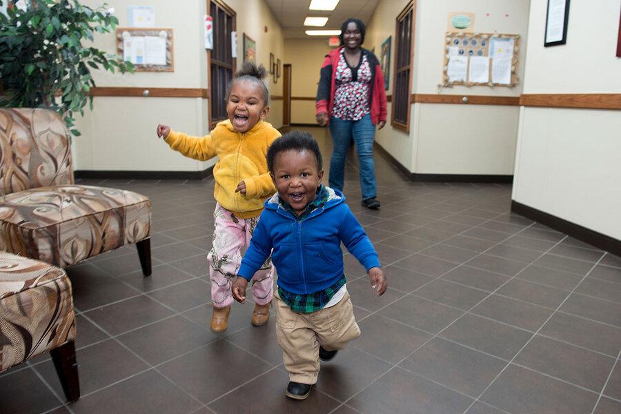 Billionaire taps early child development to thwart poverty