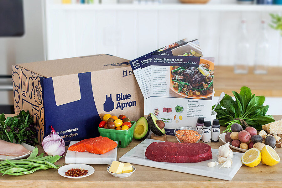 From Blue Apron to HelloFresh: How green are meal kits?