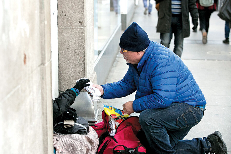A different lens on people facing homelessness