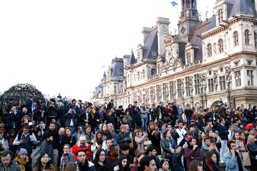 The rebirth of Notre Dame's purpose