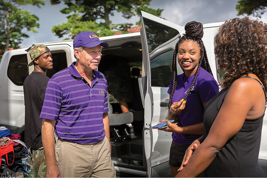 LSU diversity: Why more black students are finding a home on