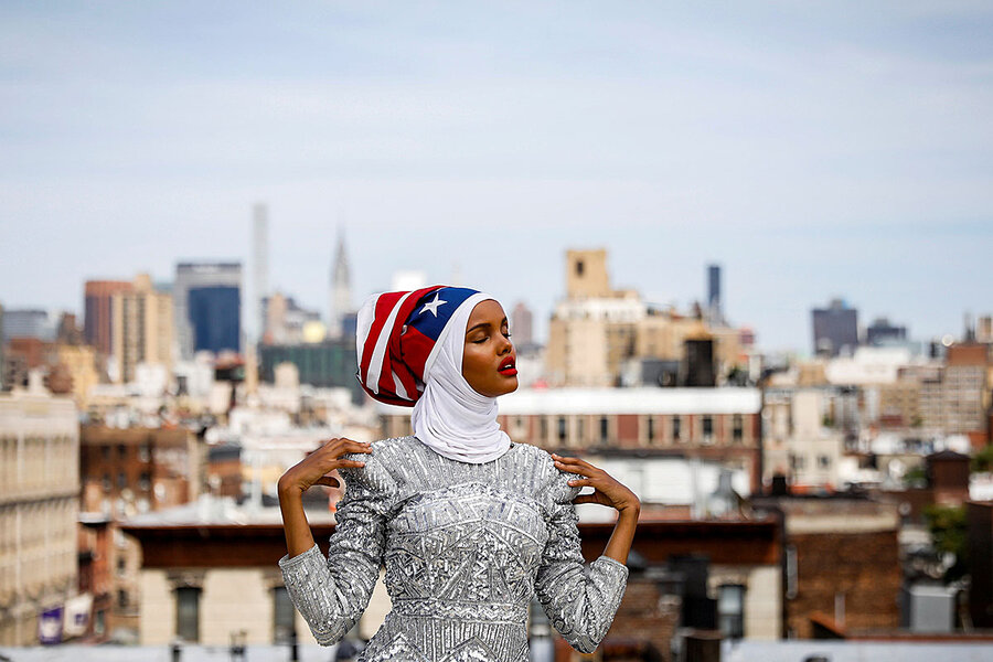 f7f455f68 How first burkini in SI swimsuit edition is shaping gender debate ...