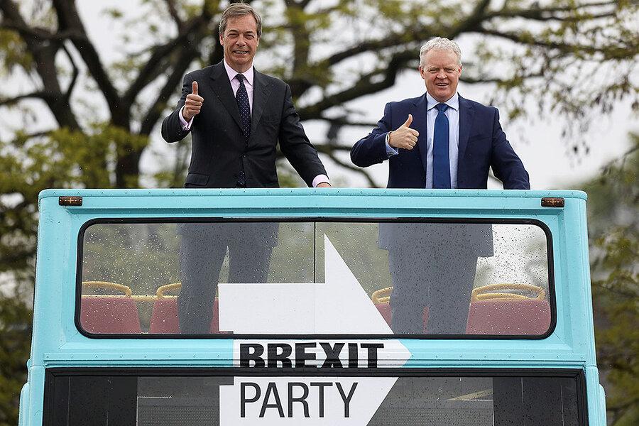 Populism tests resolve of Europe's 'establishment conservatives'