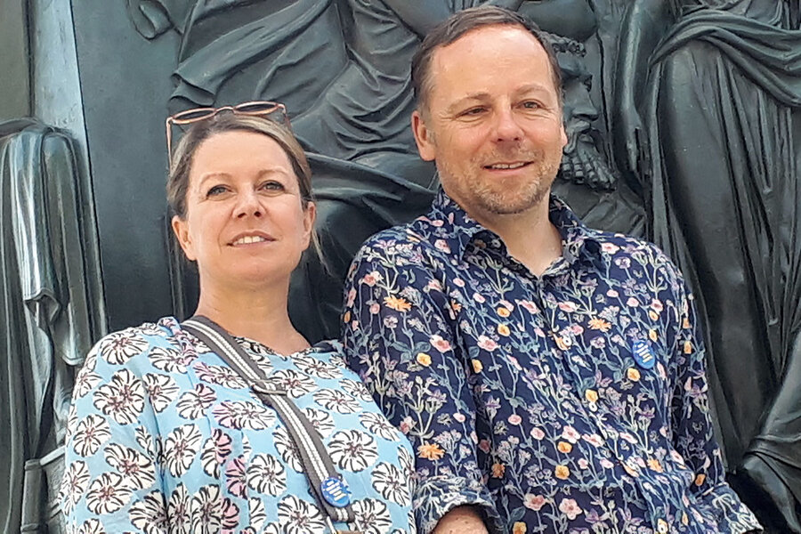 Can Europe be saved? One couple's mission to mend, not trash, the EU.