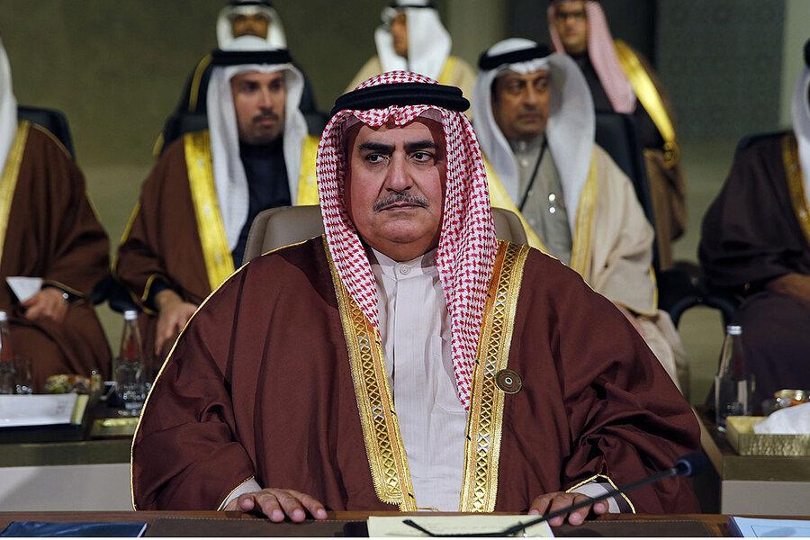 Mideast peace plan's rocky start: Did US misread Arab politics?