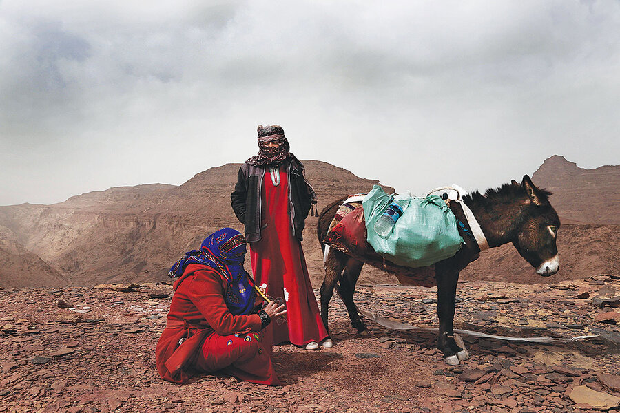 Points of Progress: Bedouin women are gaining ground, and more