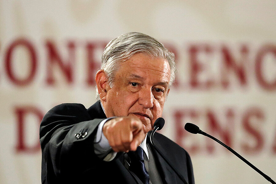 Reporting in Mexico isn't easy. Under AMLO, it may get harder.