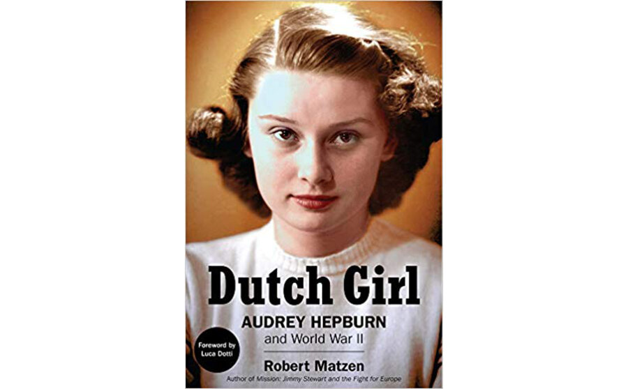 'Dutch Girl' shows Audrey Hepburn's wartime courage