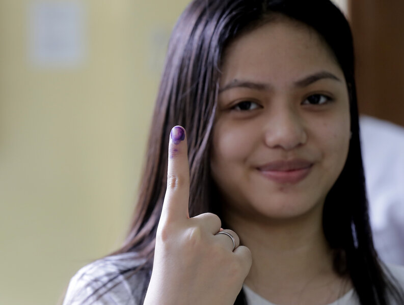 Crucial midterm test: Will Filipino voters back Duterte's allies?