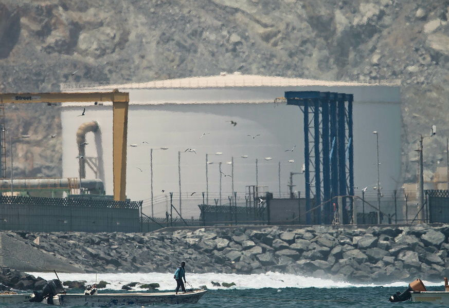 Drones attack Saudi oil facilities as Mideast tensions rise