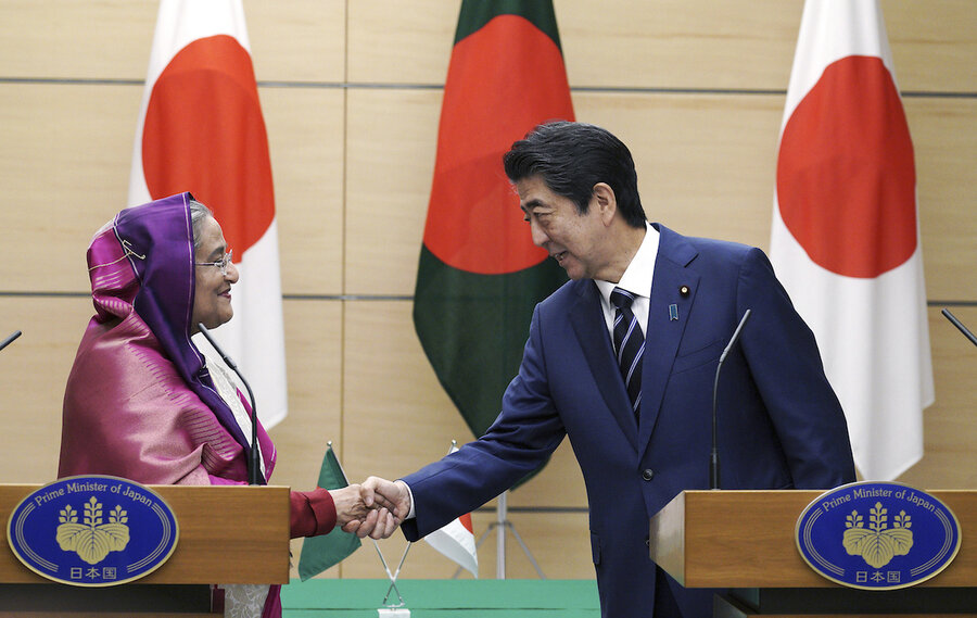 Japan to provide economic aid to Bangladesh