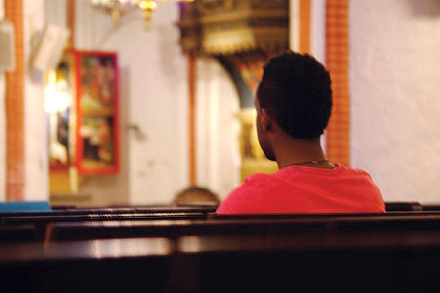 Church sanctuary for migrants: A wrinkle in EU immigration