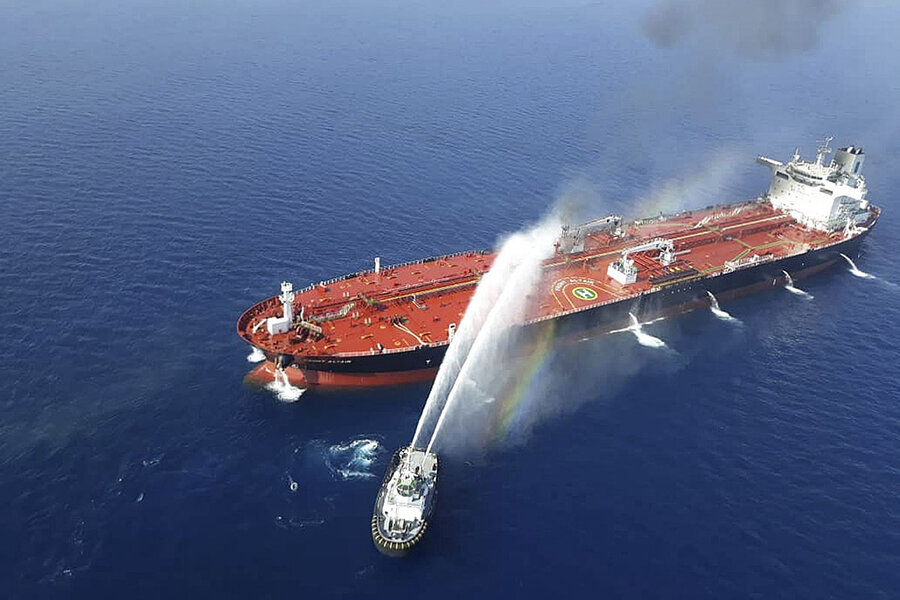 Oil tankers attacked in Strait of Hormuz: What can the US do
