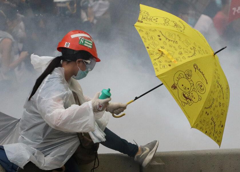 What's at stake in Hong Kong