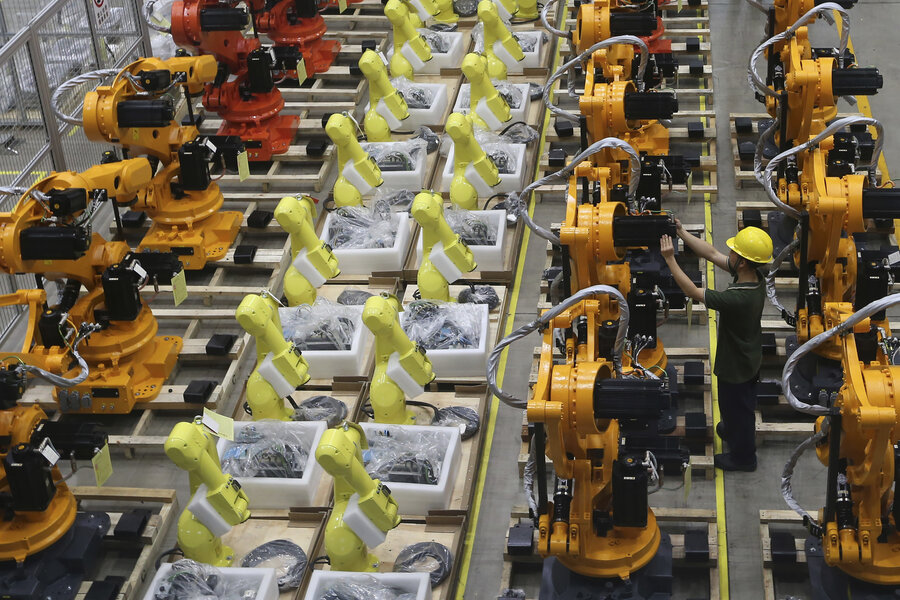 Robots: Job killers or co-workers?