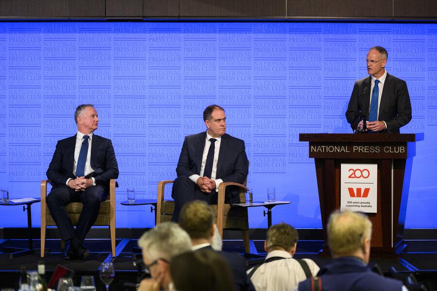 Australian media demands press freedom after raids