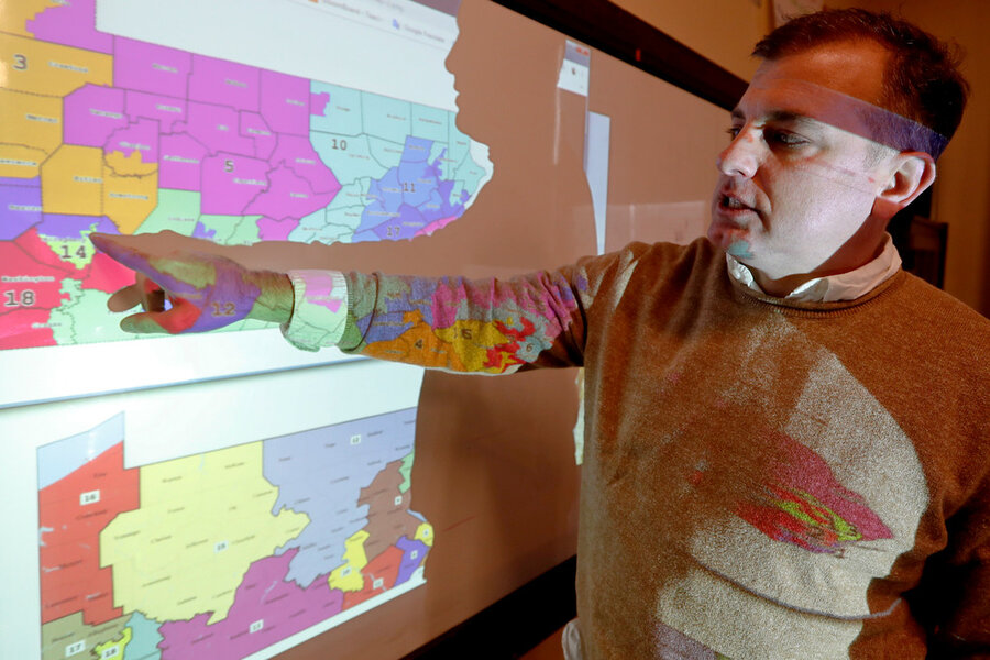 It's back to voters to curb partisan gerrymandering