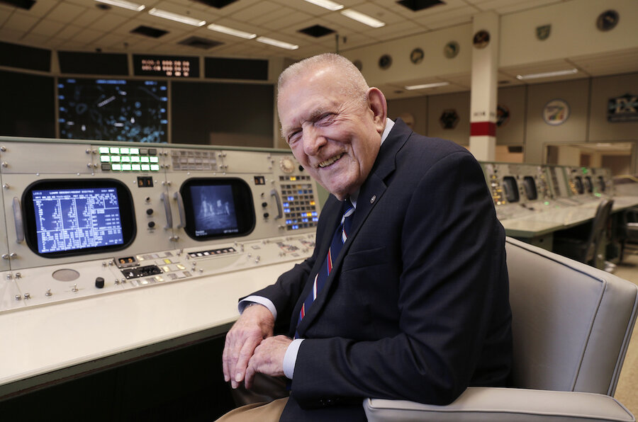 Mission Control opens to public 50 years after moon landing