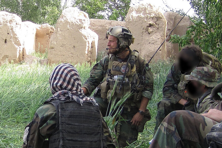 Overcoming despair: How a wounded Green Beret came back stronger