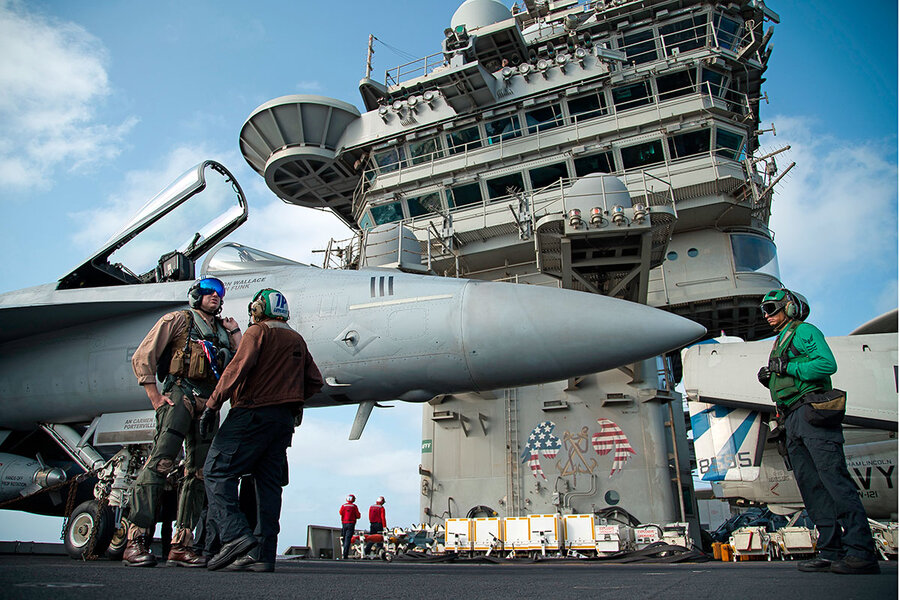 US-Iran escalation: It's message-sending, but the risks are high