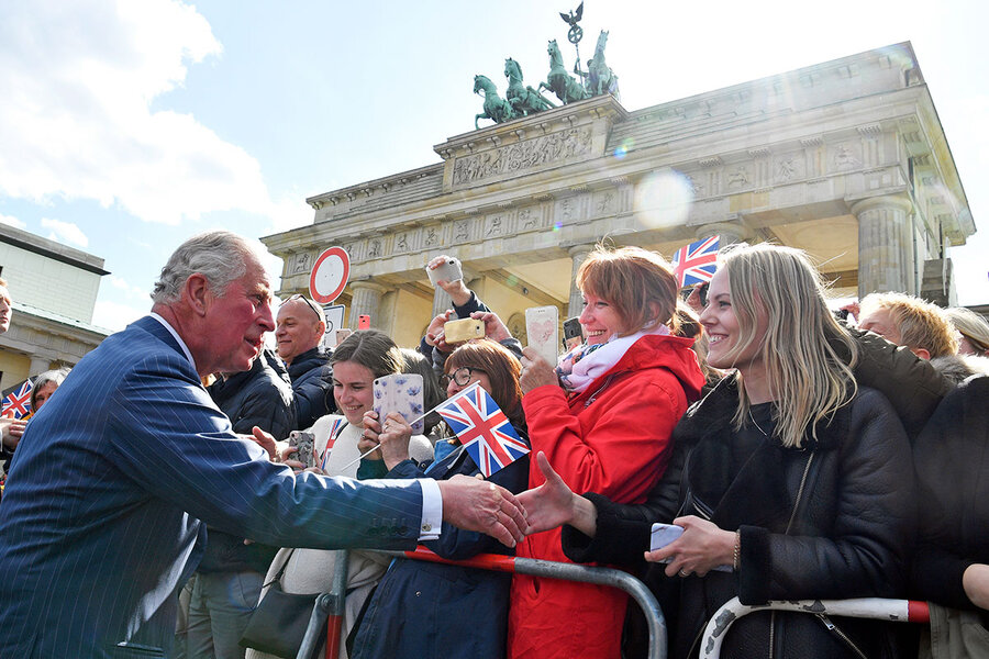 When a breakup makes you rethink your relationship: Brexit and Germany