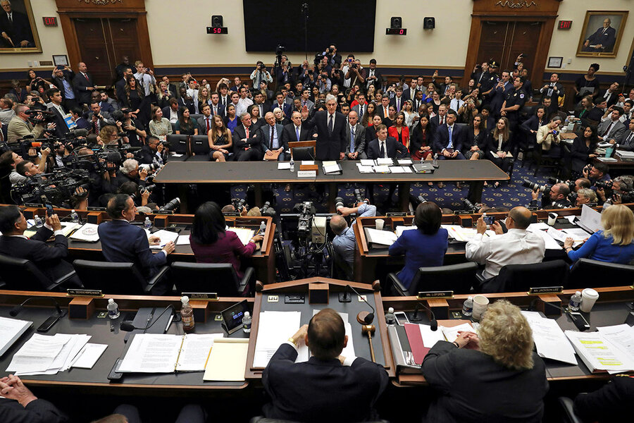 What the Mueller hearings did – and didn't – accomplish