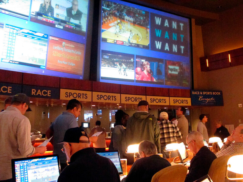 Take a cue from Britain on sports gambling