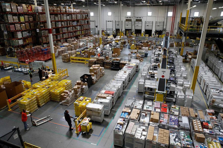 Why Amazon 'upskills' its workers