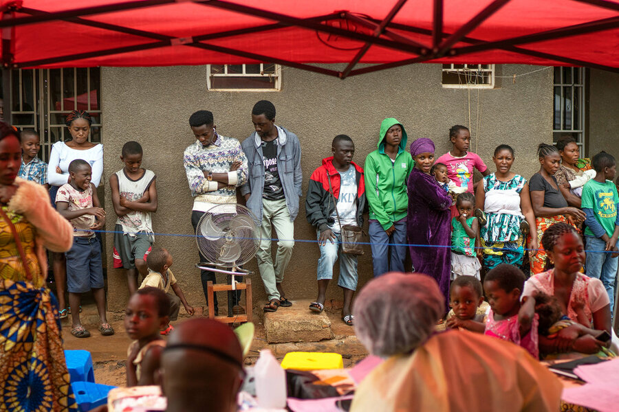 Healing the social wounds behind Ebola