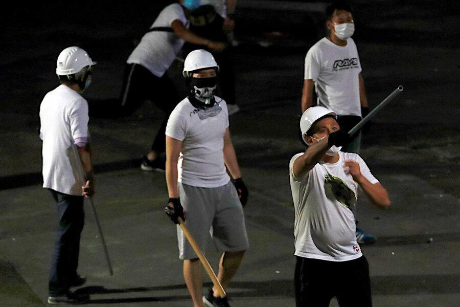 Saving dignity of equality in Hong Kong