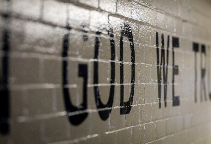 Why 'In God We Trust' appears in South Dakota public schools