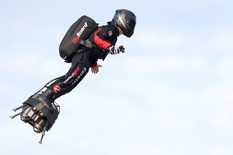 Not just a toy: Channel-hopping hoverboard draws military's eye