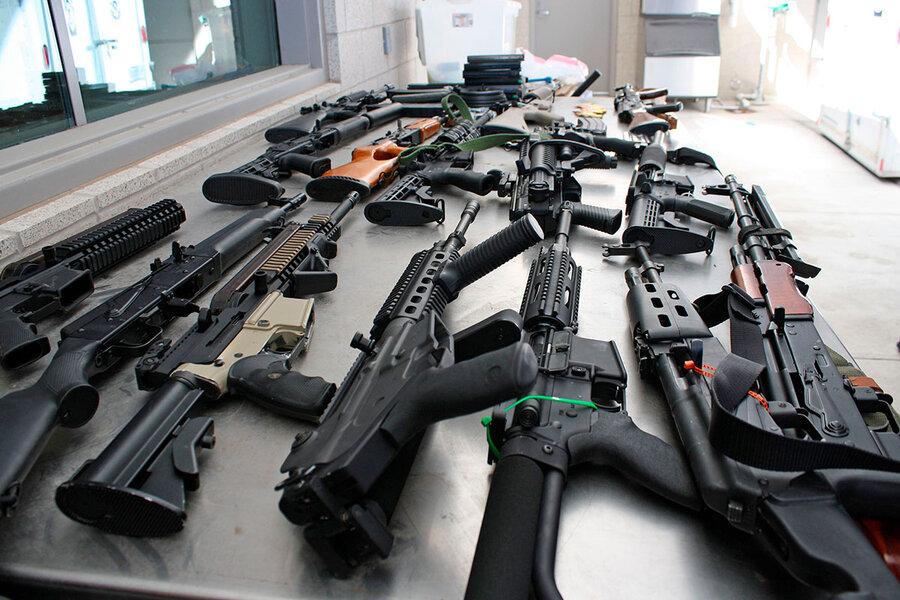 El Paso and Dayton reignite U S  neighbors' criticism of gun