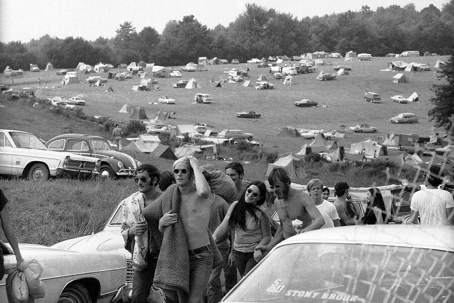 The Woodstock I never knew