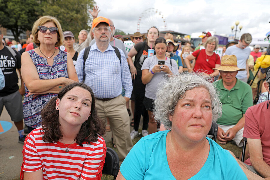 Vermont State Fair 2020.Iowa State Fair Why Its Brand Of Politics May Matter More