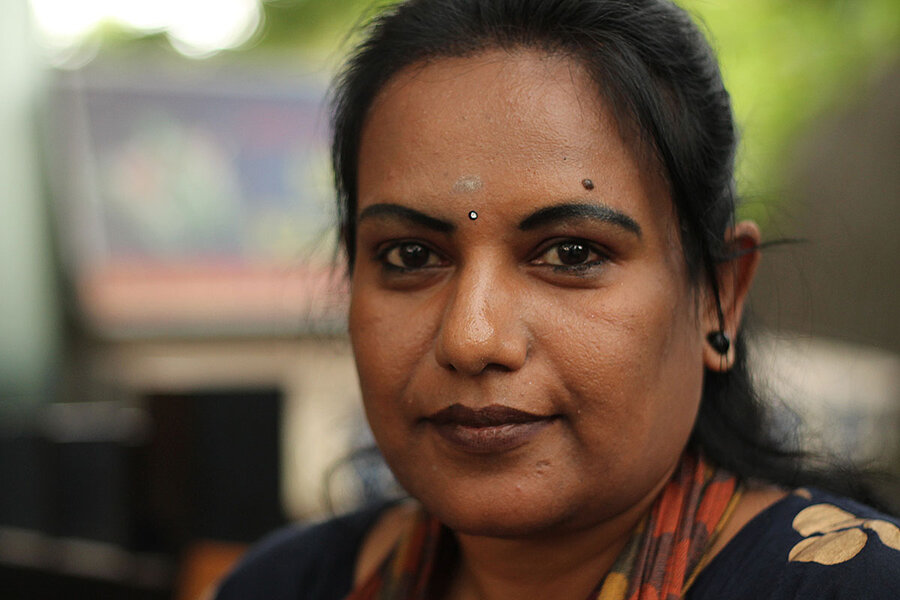 The woman who's appeared for 700-plus exams – to help disabled students