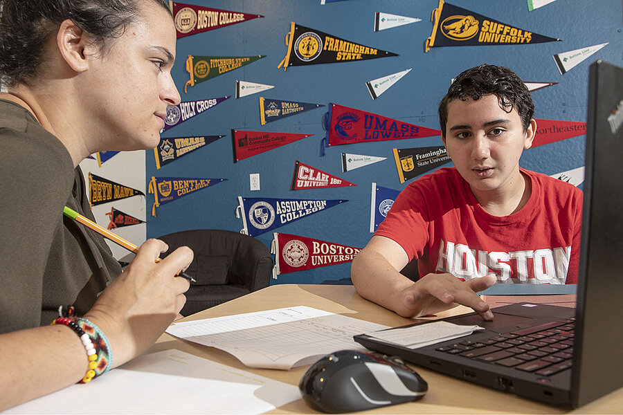College admissions: Taking privilege down a notch?