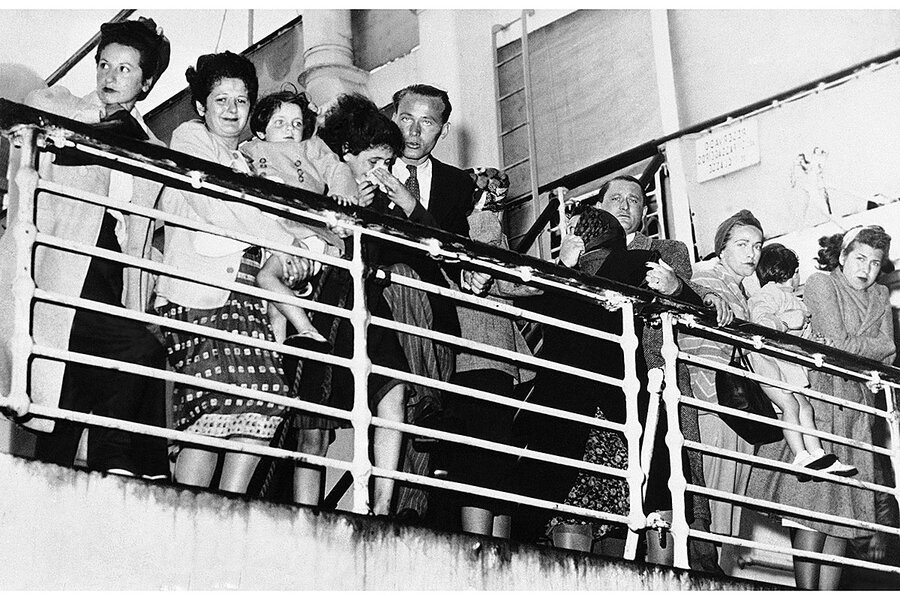 US immigration and families: A tale from the Holocaust era
