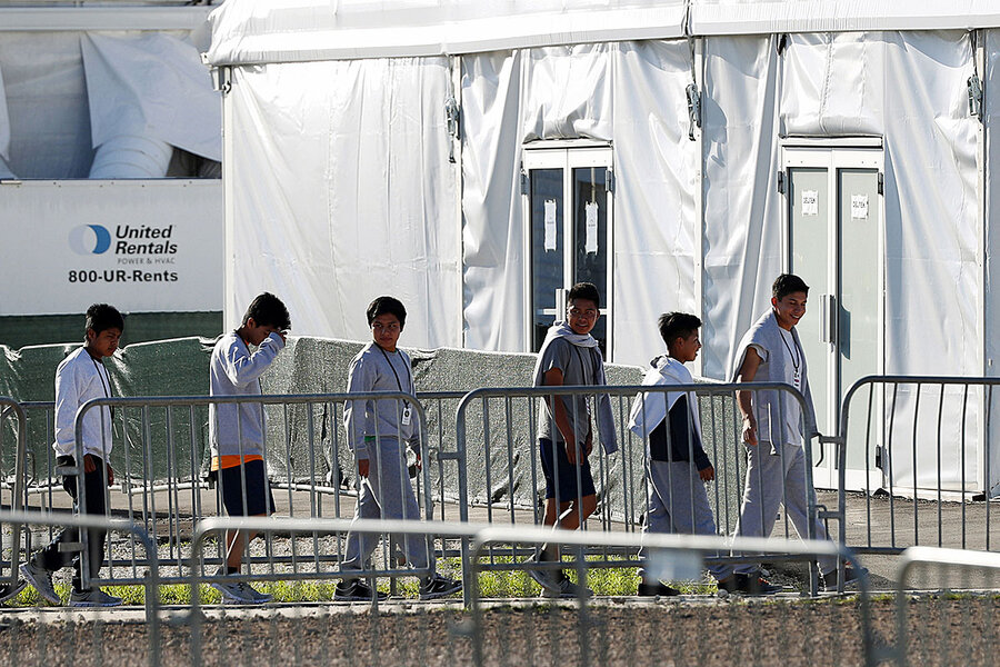Texas Kids Werent Kept Out Of Special >> Texas Pediatrician On Border Crisis Kids Don T Go In Cages