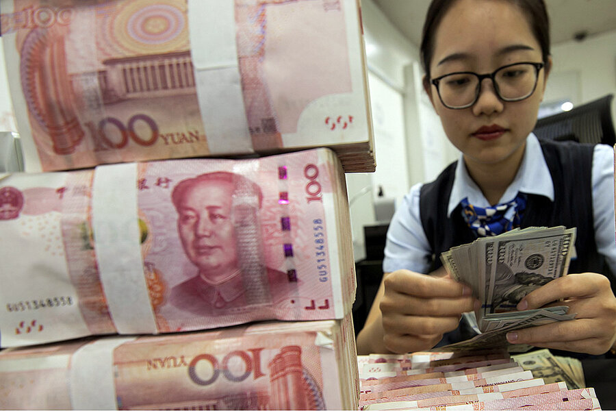 Currency manipulator? What latest twist in trade war means.