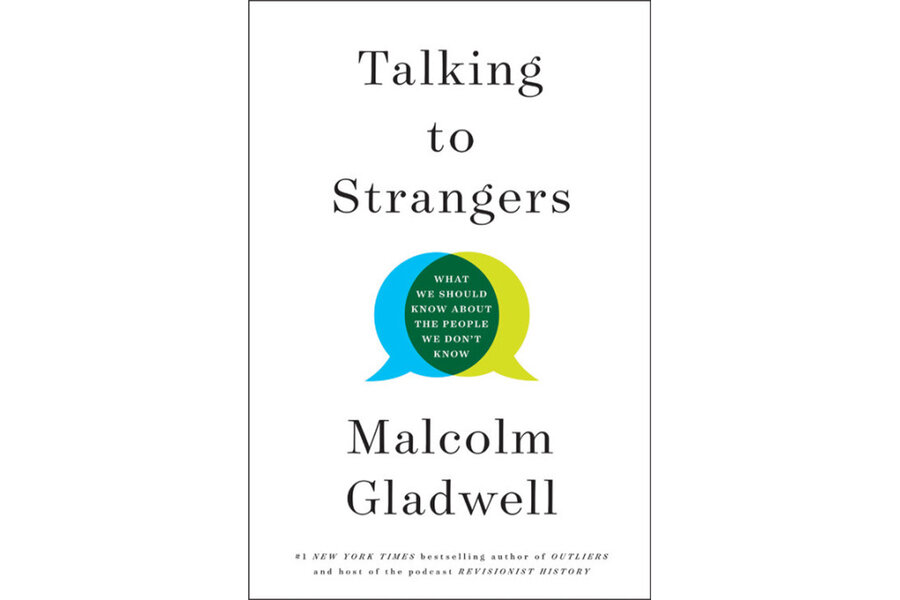 Malcolm Gladwell's 'Talking to Strangers' is a swing and a miss