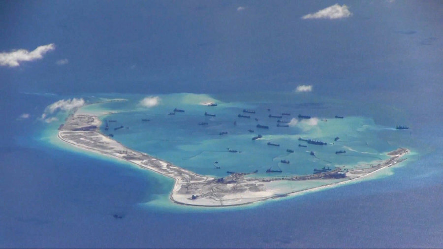 Philippines challenges China's mischief on the seas