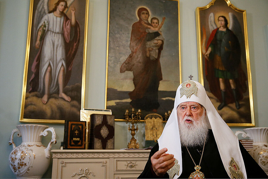 Why religion and politics are a fickle mix in Ukraine